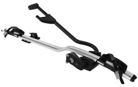 Thule 598 Pro Ride Locking Upright Cycle Carrier - Roof Mount