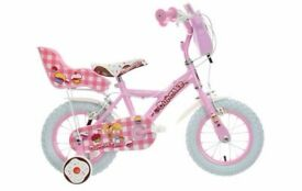 Apollo Cupcake Kids Bike with helmet - brand new!!