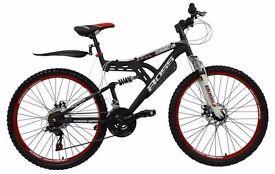Boss Dominator Mountain Bike