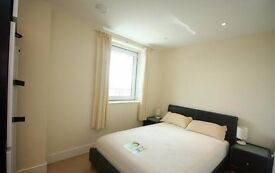 happy to offer this bright and modern two double bedroom, two bathroom apartment on the 20th floor.