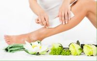 Beauty services by experienced aesthetician