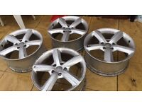 Audi alloys 21 inch wheel no tyres. Q7 A5 A4 A3 TT BMW