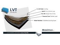 LVT Luxury Vinyl Tile Flooring XL Plank £5.99m2 Forest di Italia Collection Samples £2.50