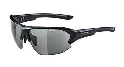 Alpina Fahrradbrille Sonnenbrille Lyron HR Varioflex black
