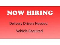 Experience Delivery driver wanted daventry! Urgent! Full time cash!