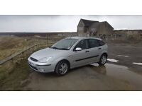 ford focus 1.8 tdci turbo diesel long mot strictly no offers