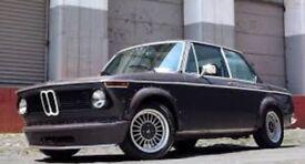 LOOKING FOR ANY BMW AS PROJECT SPARES CLASSIC E21 E23 E28 E30 E34 E36 E38 etc