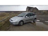 Ford focus 1.8 turbo diesel long mot bargain