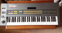 Vintage Roland synthesizer JX-8P