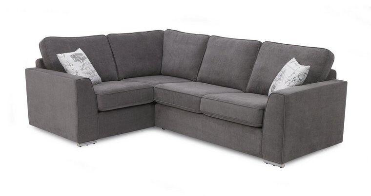 Richard 2 Seater Corner Sofa