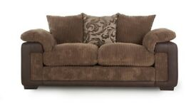 Eternity pillow back 2 seater sofa