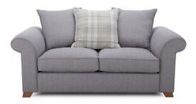Sherlock 2 seater pillow back sofa