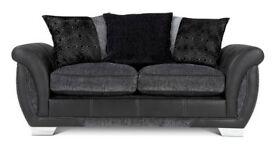 Rebecca 2 Seater Pillow Back Sofa
