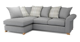 Sherlock corner pillowback sofa