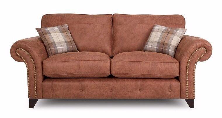 Dfs 2 Seater Sofa Fairfield Range
