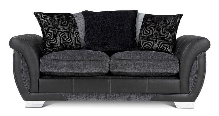 Rebecca 2 Seater Pillow Back Sofa