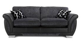 Rebecca 3 Seater formal Back Sofa