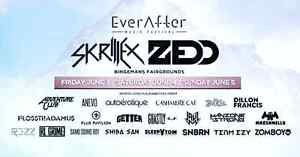 Ever After hard copy tickets $160/ea. Way cheaper then online