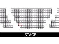 2 x Bananarama @ London Hammersmith Apollo - Saturday 9th December ** FRONT STALLS SEATS - ROW C **