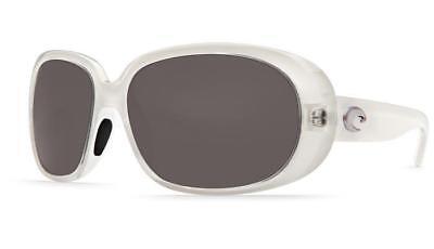 New Costa del Mar Hammock Polarized Sunglasses SAND/Gray 580P (Hammock Costa Del Mar)