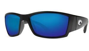 ba5fa7e100 Costa Del Mar Corbina Blue Mirror Glass 580g Black Frame- CB 11 OBMGLP
