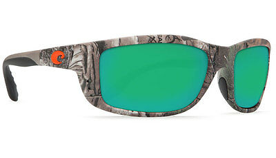 b6cf4f7a2 NEW COSTA DEL MAR ZANE REALTREE XTRA CAMO GREEN MIRROR 400 ZN69GMGLP