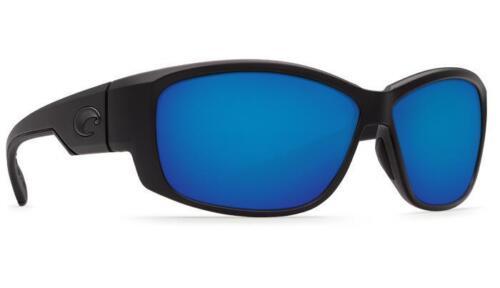 New Costa del Mar Luke Bryan Polarized Sunglasses Blackout/Blue Mirror 580G Fish