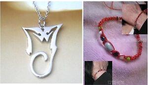 Michael-Jackson-King-Of-Pop-Sliver-pendant-bracelet-badge-free-shipping