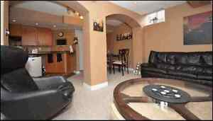 1 Bed Room Basement – Milton: James Snow and Derry