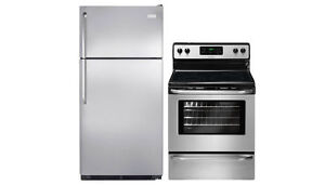 4 Stainless Steel Appliances - Great Condition Gatineau Ottawa / Gatineau Area image 1