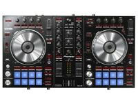 Pioneer DDJ SR DJ Decks plus Case plus USB cable VGC NOT cheaper SX version