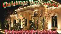Christmas light Installs/Reasonable prices & Done Professional