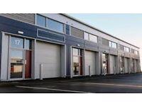 Industrial Unit/Workshop To Let/ Rent at Phoenix Park Newport 400 sq ft £284.00 + vat