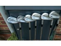 TITLEIST CB FORGED IRONS , 5-PW