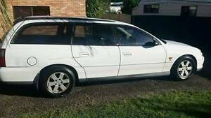 2002 Holden Commodore Wagon Grafton Clarence Valley Preview