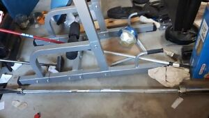 """86"""" Olympic Weight Bar"""