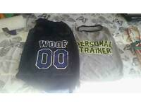 2 Large Dog Tops