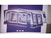 Caravan Awning size 16 new in box