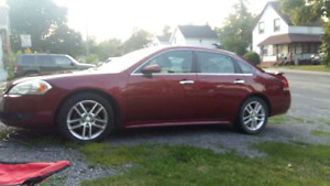 2009 Impala LTZ etested sold as is 4000 or 4200 certified