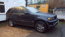 BMW X5 2005 3.0L BLACK