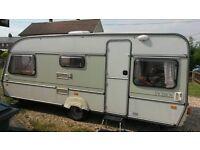 4/5 berth caravan for sale