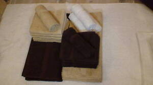 Luxury 100% cotton Bath robes, plush,absorbent, White,Chocolate Kitchener / Waterloo Kitchener Area image 8