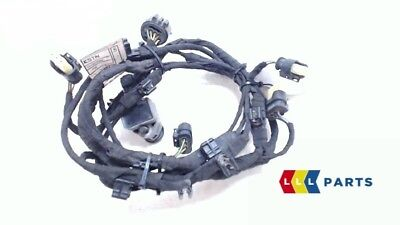 BMW NEW GENUINE 5 SERIES F10 F11 2010/06 - 2011/09 FRONT PDC WIRING LOOM SET