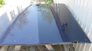 6 ft , fiberglass box cover