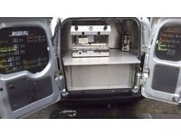 Mobile Coffee van Fiat Fiorino Business for sale