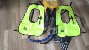 Snorkeling and Scuba Equipment