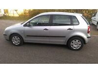 volkswagon polo 1.2 s spares or repair