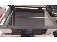 Brother MFC-J6520DW A3 Colour Multifunction Inkjet Printer Print/Scan/Copy/Fax