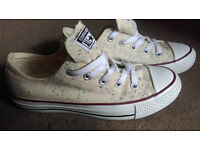 Womens Converse Trainers