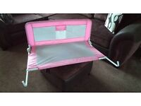 Tomy Bed Guard (pink)